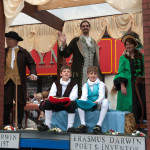 Image of Erasmus Darwin Float