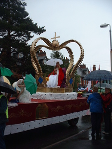 Image of Bower Queen Float