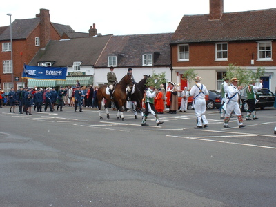 Image of the Procession