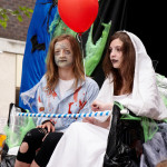 Image of Bower Committee Fun Float - Ghost Train