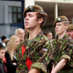 Image of Army Cadets Marching