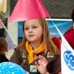 Image of Brownies (Girl guides)