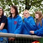 Image of Young Farmers Club girls
