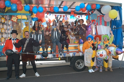 Image of Circus Float
