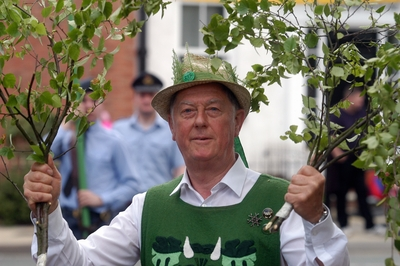 Image of Green Man's Morris and Sword Club Man