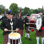 Bagpipers bagpiping bagpipes