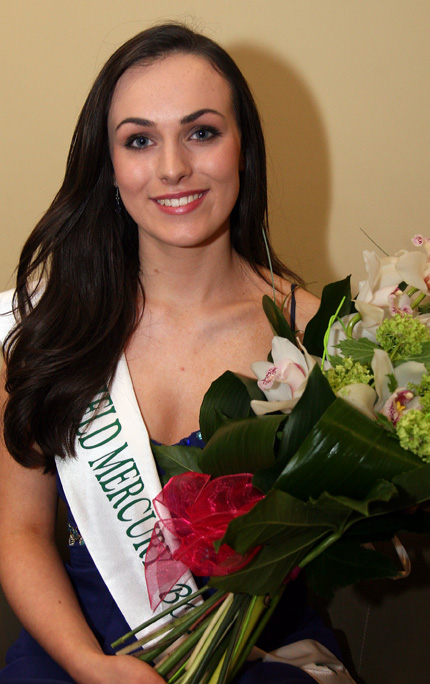 Rosie Smith - 2012 Bower Queen